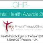 Mental Health Awards Winners